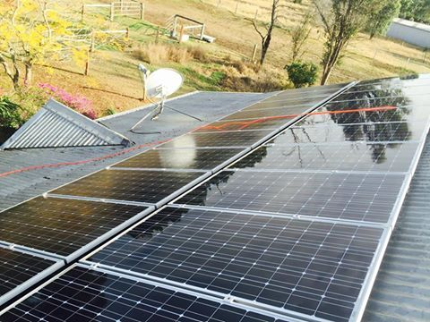 The Environment And Your Health Is Our 1 Concern And That S Why We Use Solar Panel Cleaning Ipswich No Chemicals Rain Water Tank Solar Panels Used Solar Panels