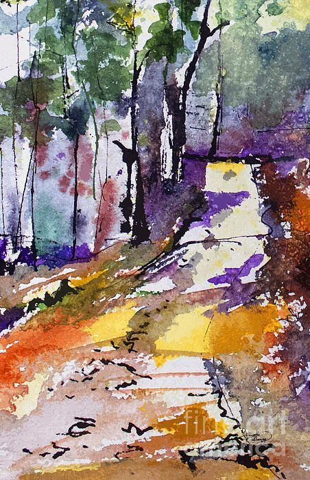 Forest Path by Ginette Callaway PathPath