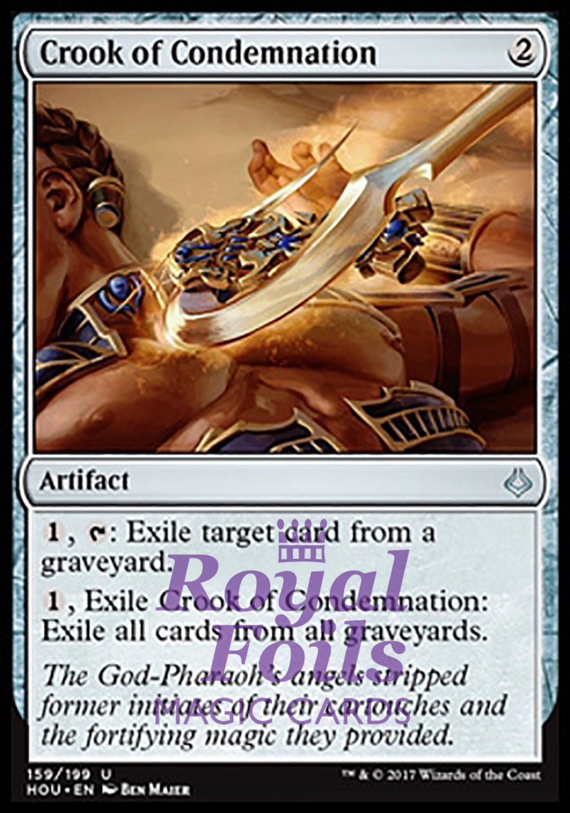 2x Archetype of Courage new MTG Born of the Gods Single Card