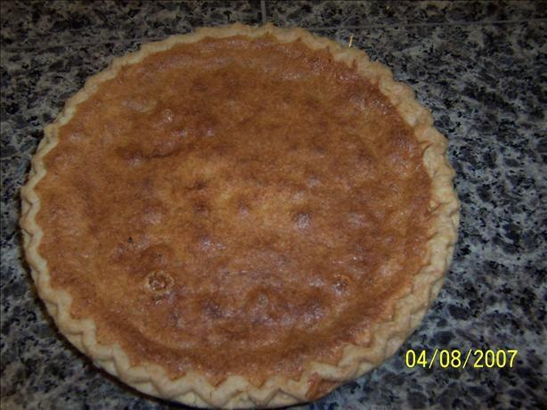 Royers Cafe Buttermilk Pie Recipe Genius Kitchen Buttermilk Pie Lemon Pie Recipe Easy Baking