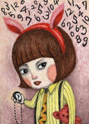 愛麗絲和兔子先生的懷錶
