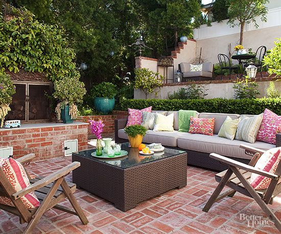 Patios Design Ideas Pictures And Makeovers Small Patio