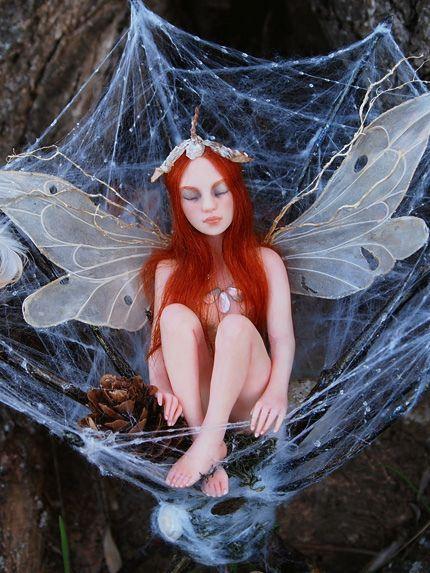 Картинки как выглядят настоящие феи