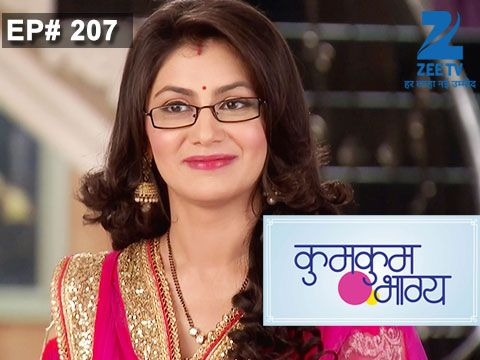 Kumkum Bhagya - Episode 207 - January 26, 2015 - Full Episode