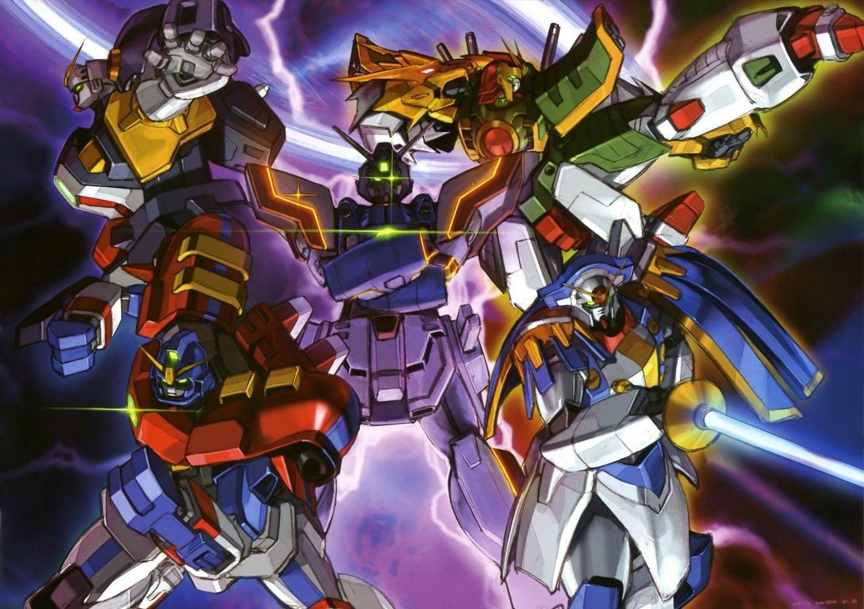 Gundam Wallpapers Gundam Wallpapers Mobile Fighter G Gundam Gundam Art