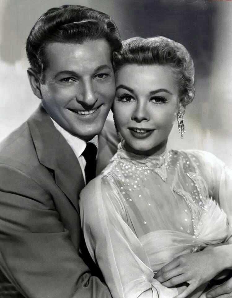 Danny Kaye and Vera Ellen White Christmas White