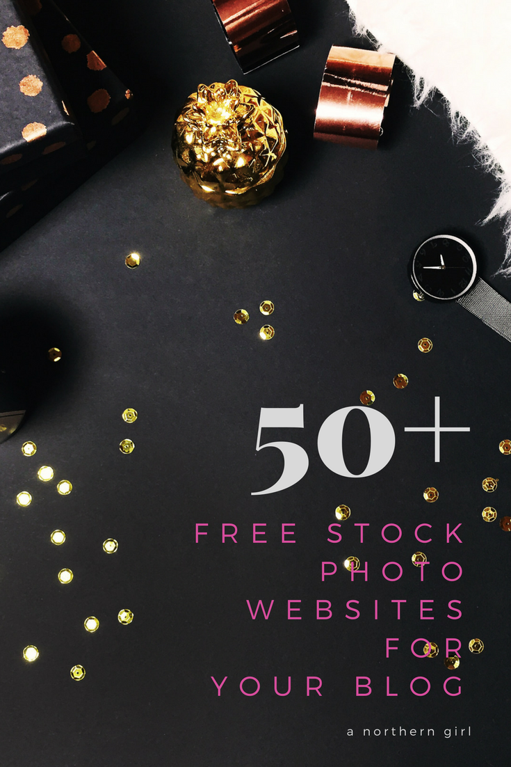 get access to a regularly updated spreadsheet of free stock photo resources for your blog or business!