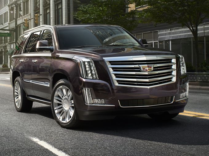 2015 Cadillac Escalade Luxury Pictures | Living the Dream ...