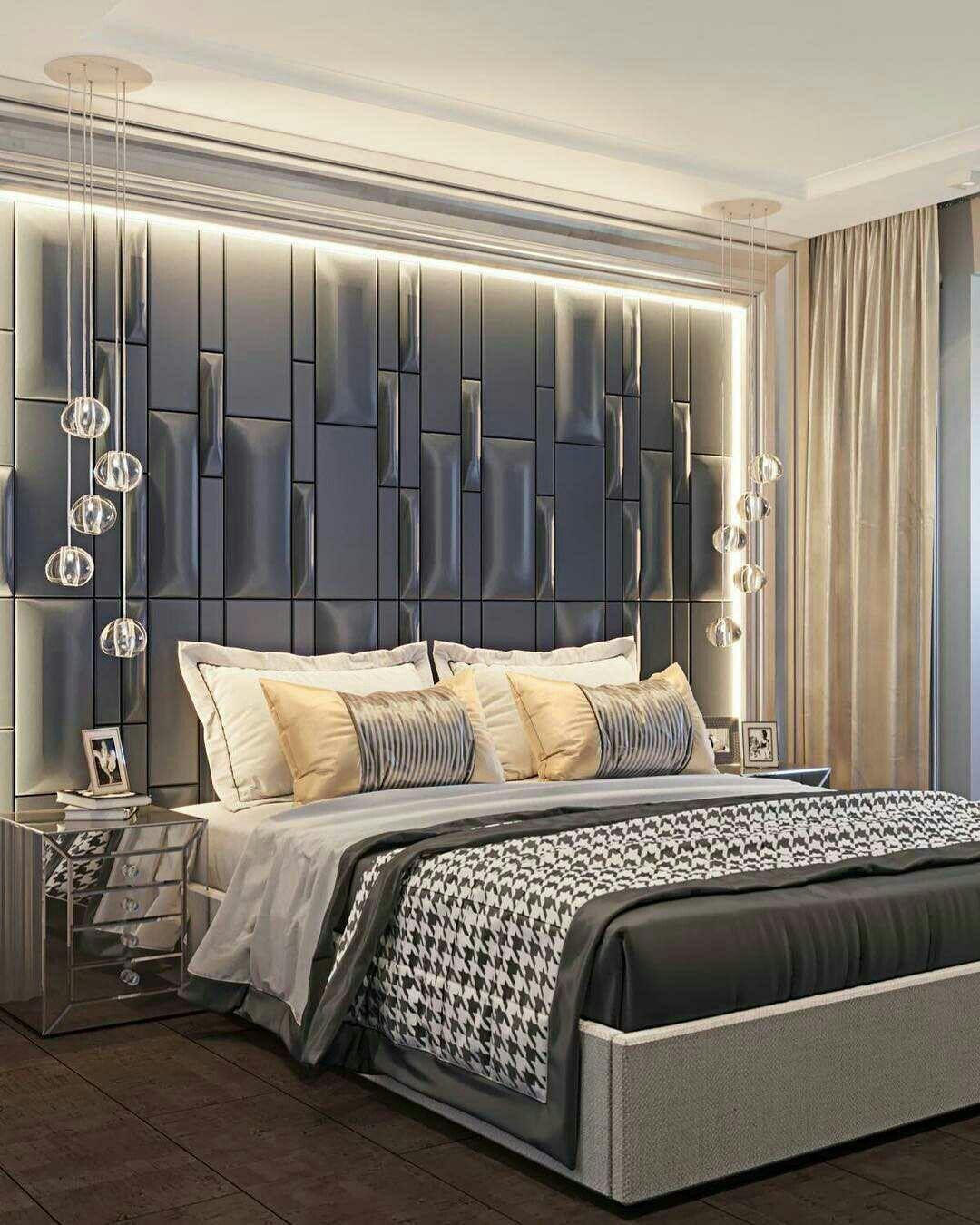 Pin By Rana Mohamed On Room Decor Bed Headboard Design
