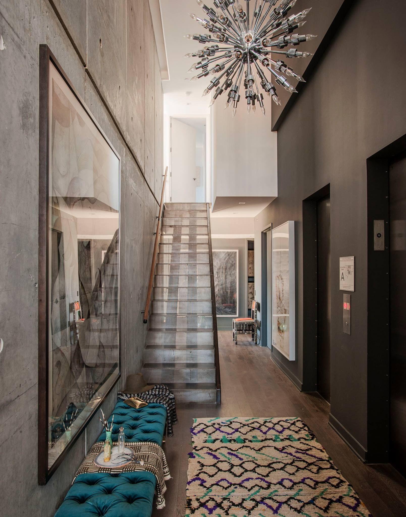 Love The Colour Scheme Here Interior Ideasinterior Designhallway