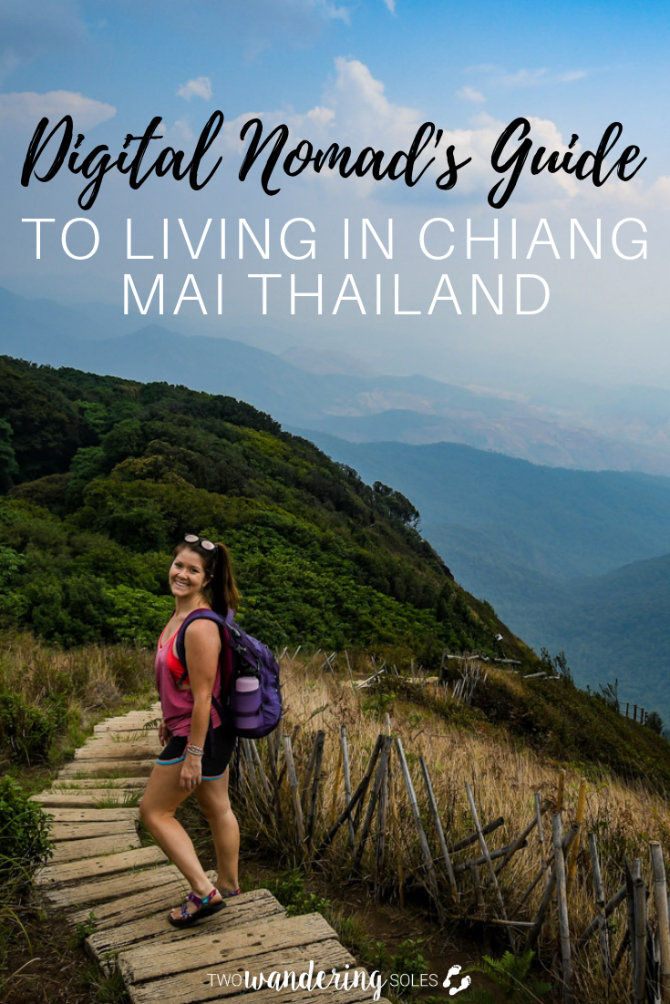 Digital Nomad's Guide to Living in Chiang Mai Thailand