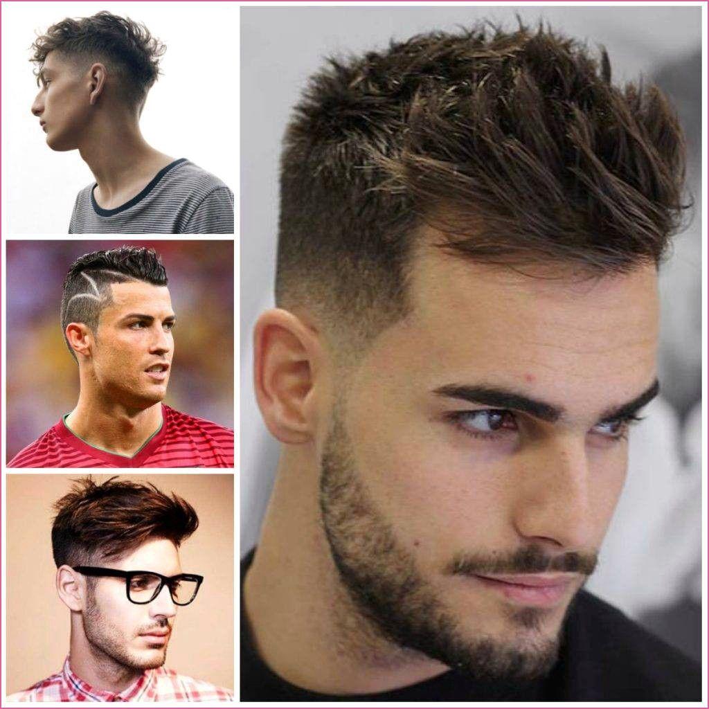 Frisuren Männer Dickes Haar  Beliebte haarschnitte, Mittellange