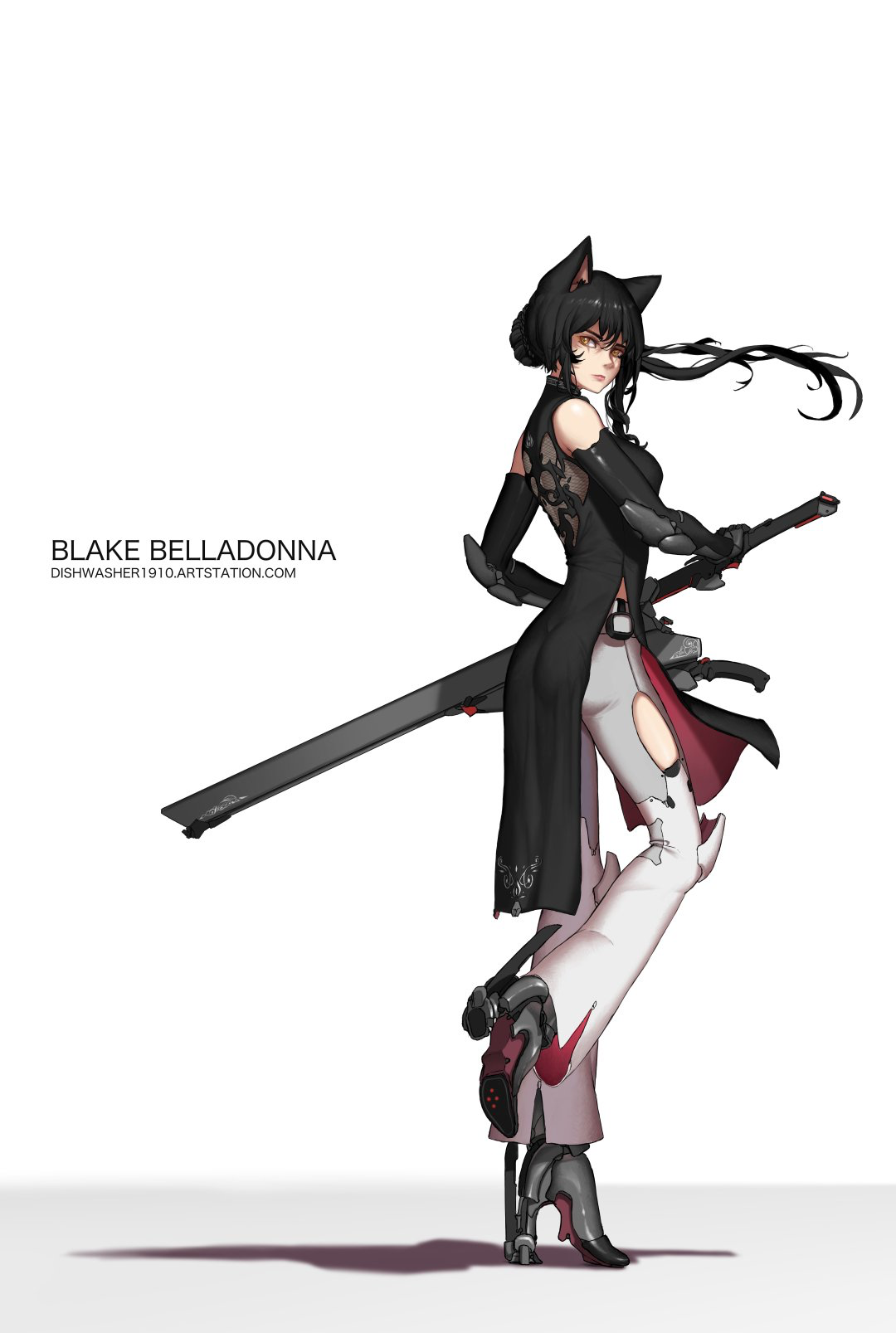 Kali belladonna gelbooru
