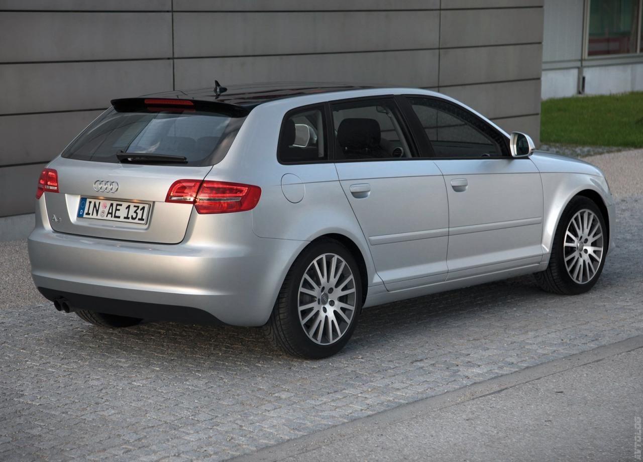 Фото › 2009 Audi A3 Sportback Audi a3 sportback, Audi