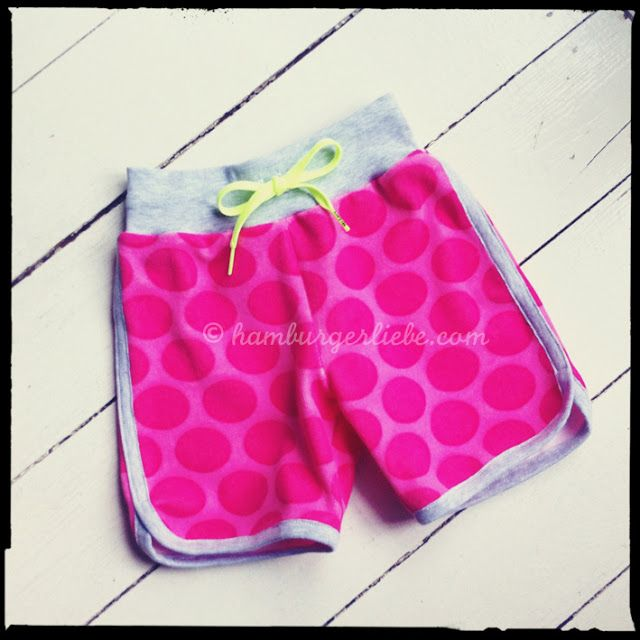 Hamburger Liebe: Cold Summer – Hot Pants {Tutorial}