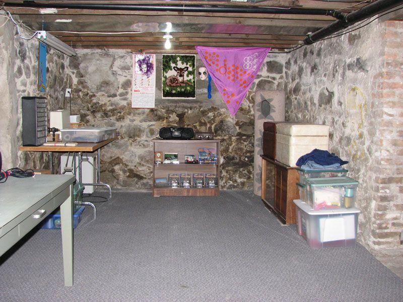 old basement ideas
