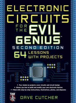 Projects for the evil genius book series