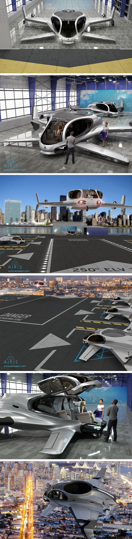 The recent release of renderings for Bermudabased Airis