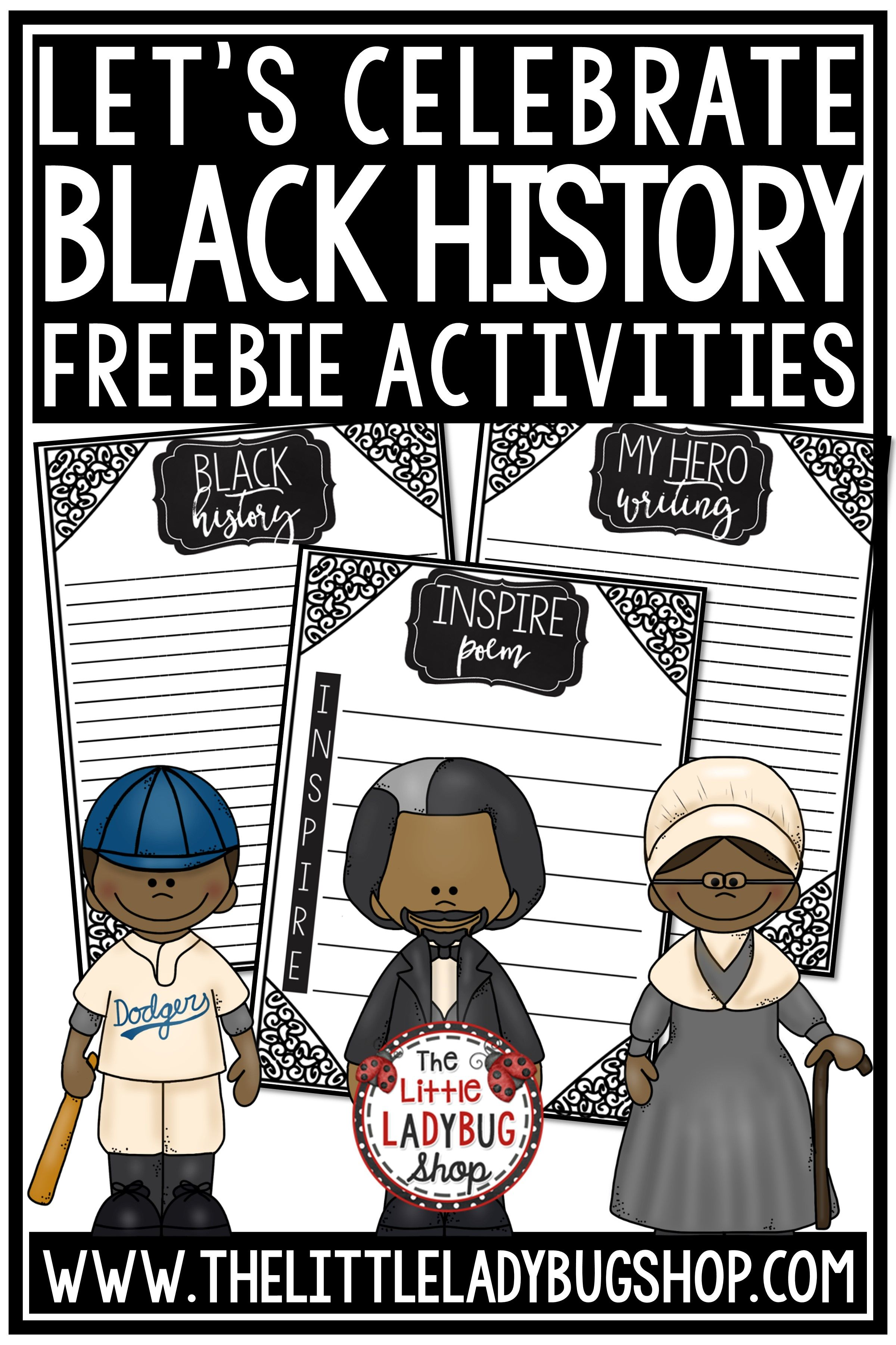 medium resolution of Third Grade Black History Worksheets   Printable Worksheets and Activities  for Teachers