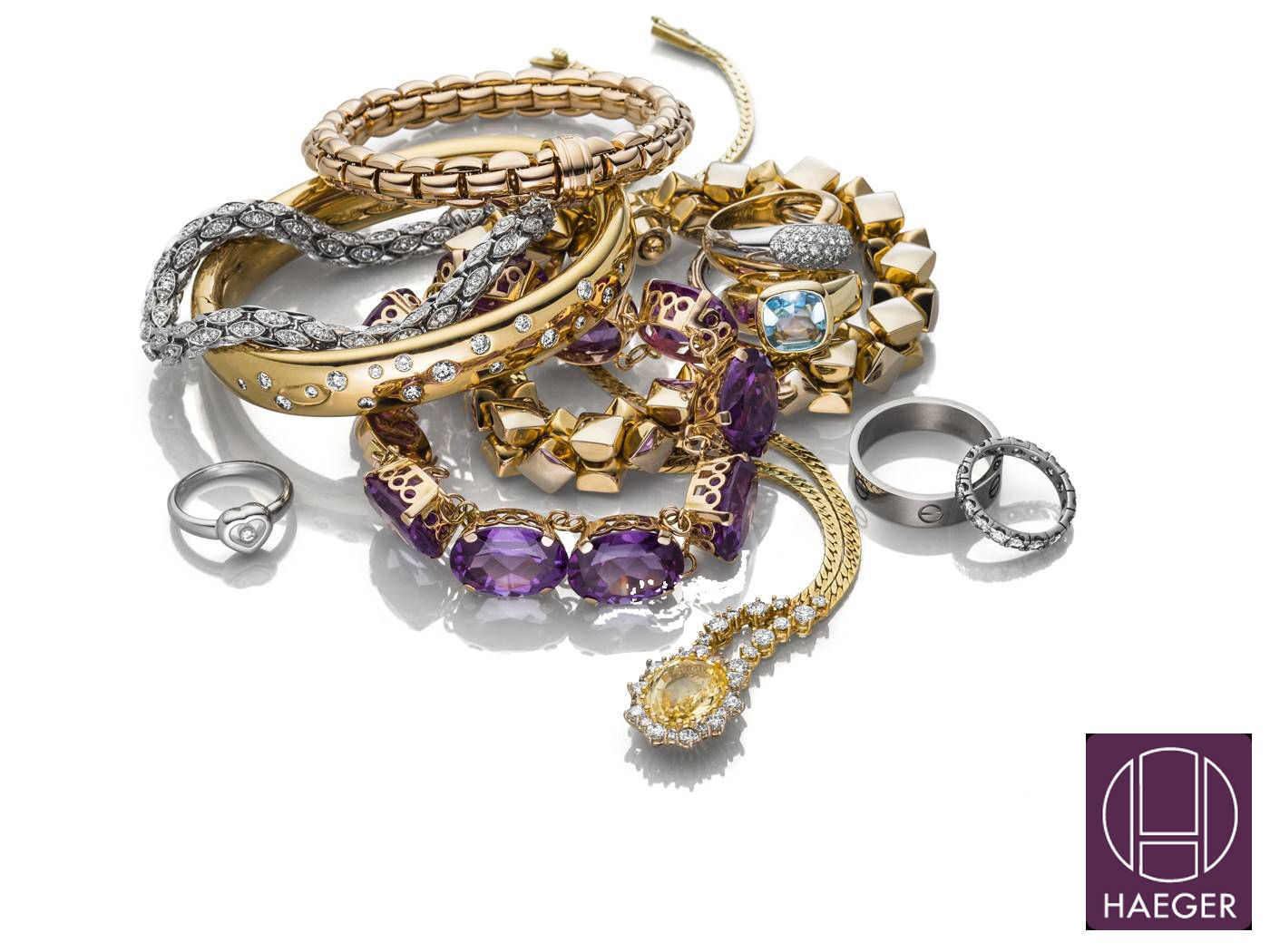 Juwelier Christian Haeger: Wie alles begann   Gold