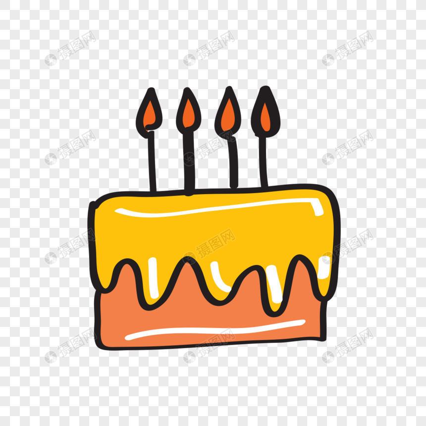 Birthday Cake Free Vector Icons Designed By Freepik Free Icons Vector Free Vector Icon Design