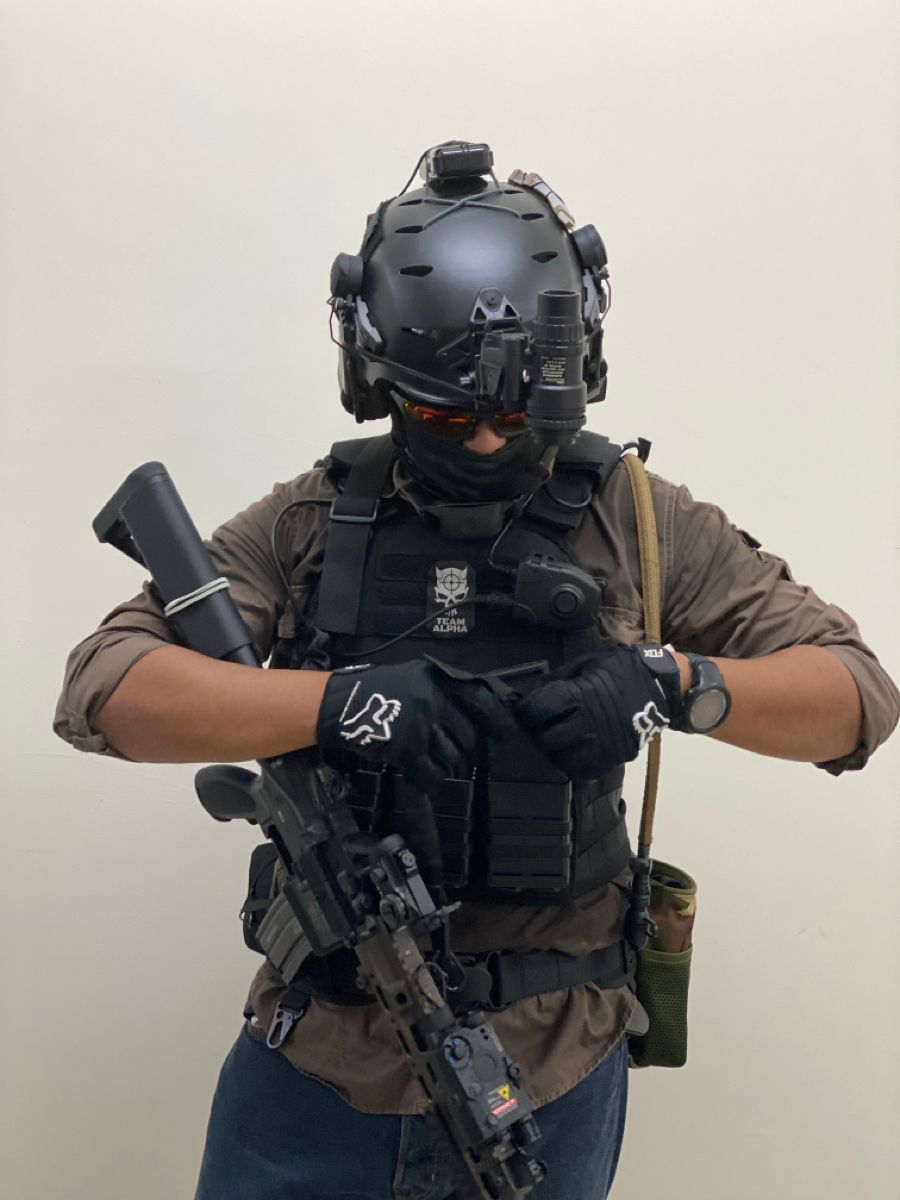 Pmc Operator Tactical Gear Loadout Military Gear Military Forces