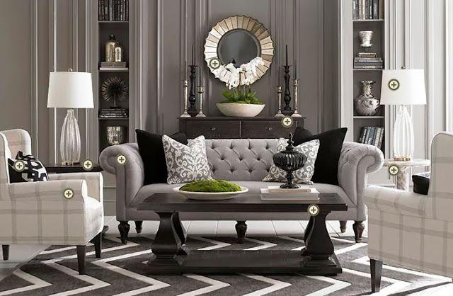 Luxury Living Room Furniture | Pinterest