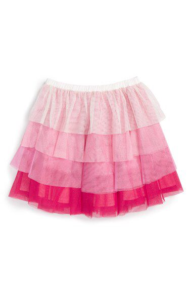 kate spade new york kate spade new york tulle skirt (Big Girls) available at #Nordstrom