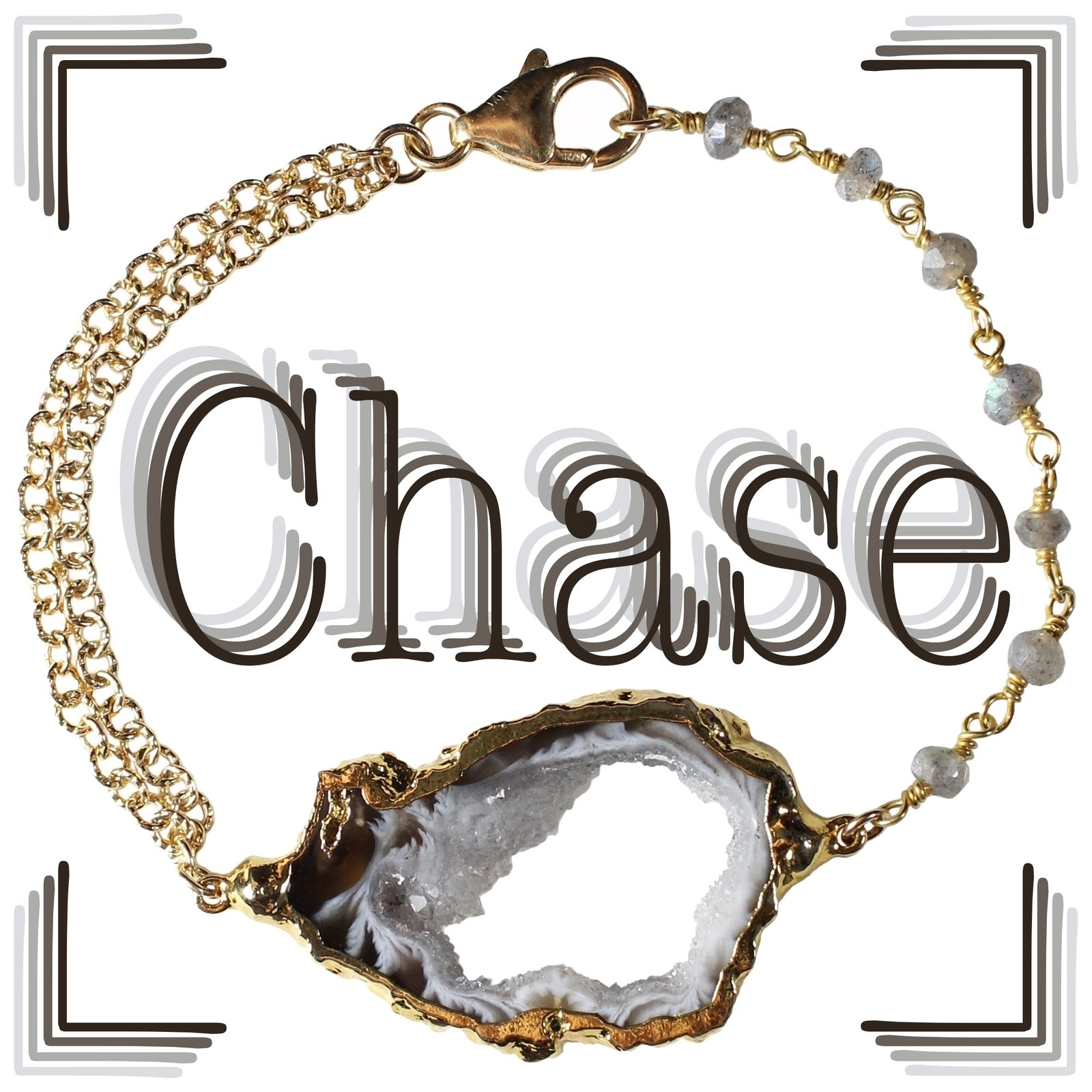 CHASE | The perfect gift! Could be worn with it's sister necklace, Vienna, or on it's own. You decide. www.charmesilkiner.com #aotd #charmesilkiner