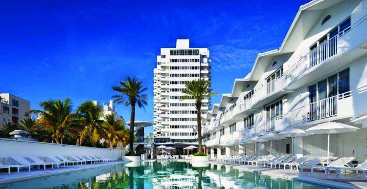 The Top Ten Miami Beach Hotels Of 2016