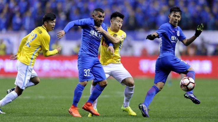Chinese Super League kicks off with new rules impacting state of play