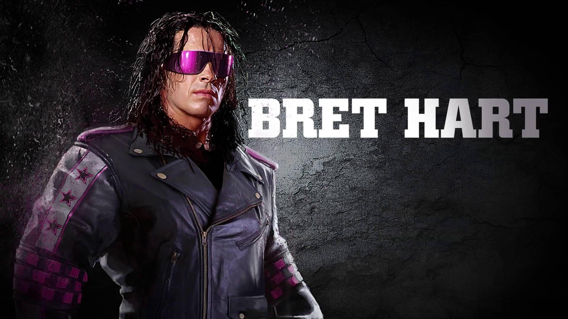 Image Result For Bret Hart Wwe Funny Hitman Hart Mick Foley [ 1080 x 1920 Pixel ]