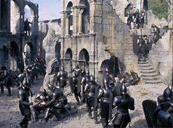 Gondor Warriors In Osgiliath Lord Of The Rings Gondor In 2019