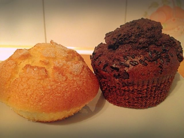 Magdalenas - Home made muffin