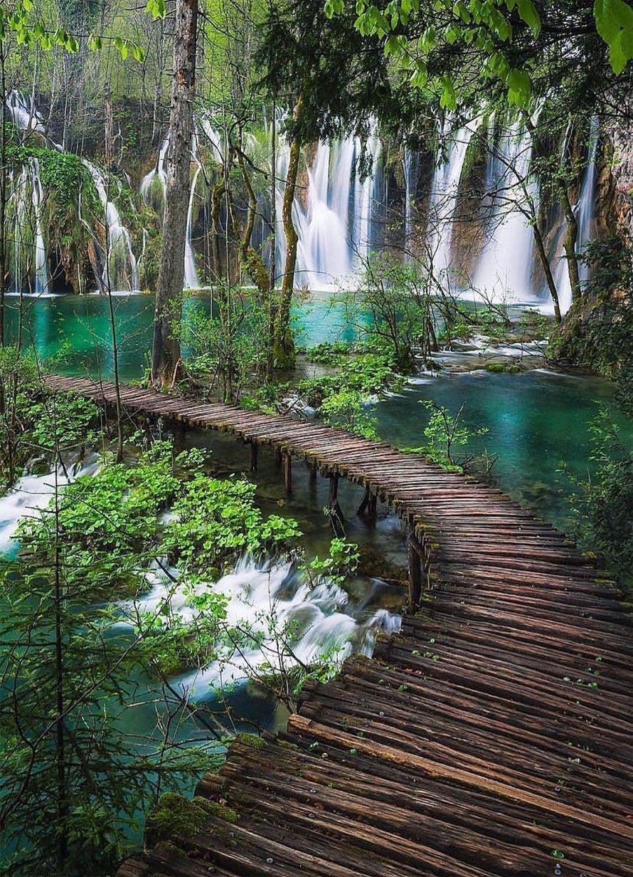 Plitvice National Park Croatia Beautiful Places To Travel Beautiful Places To Visit Plitvice Lakes
