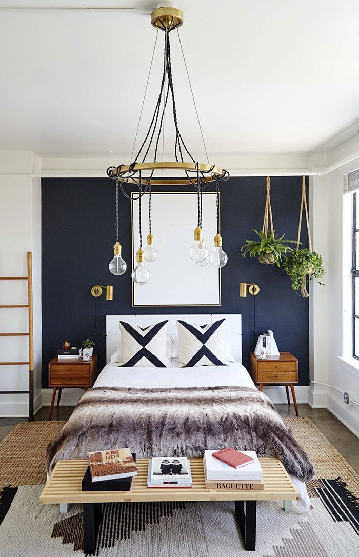 There Were A Lot Of Home Tours We Loved This Year, But These Spaces Had. Eclectic  Bedroom ...