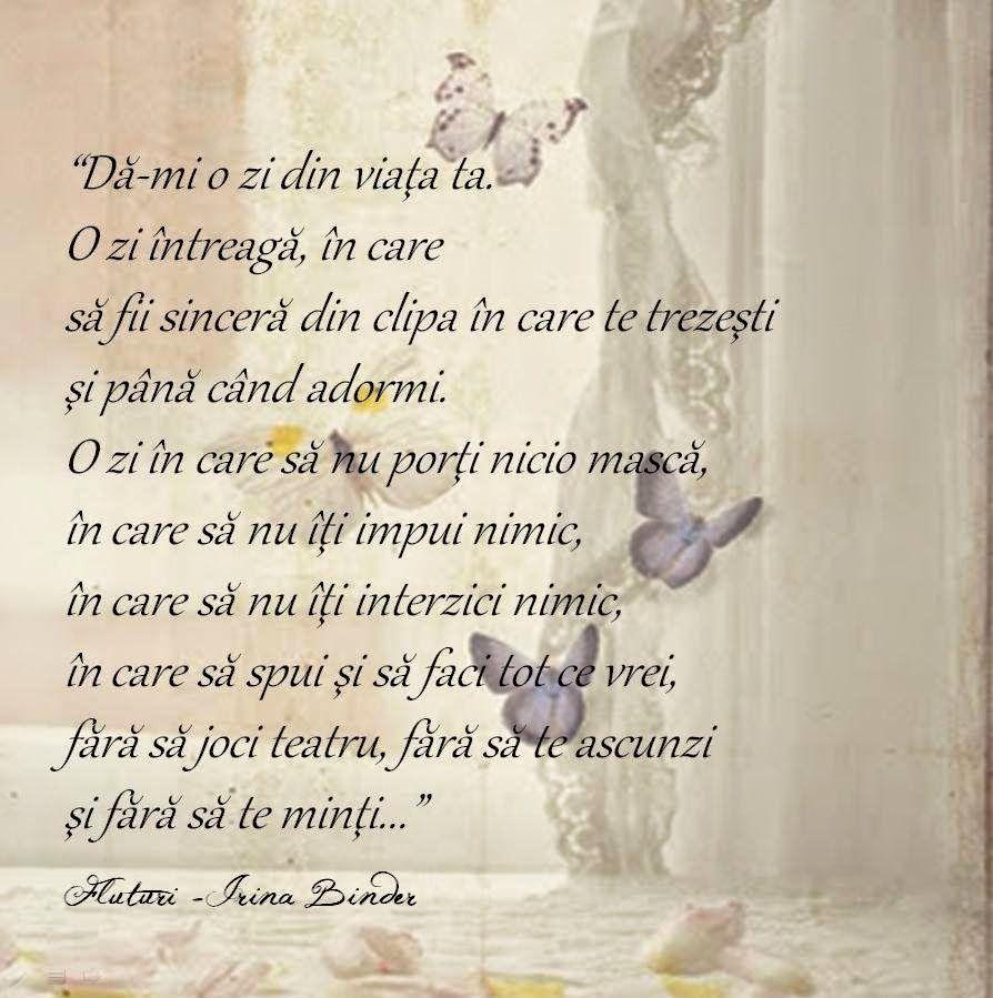 citate despre fluturi IRINA BINDER   Insomnii: Citate din cartea Fluturi | românești  citate despre fluturi