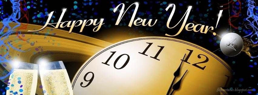 New Year Facebook Hd Cover Pictures Images In 2018 New Year