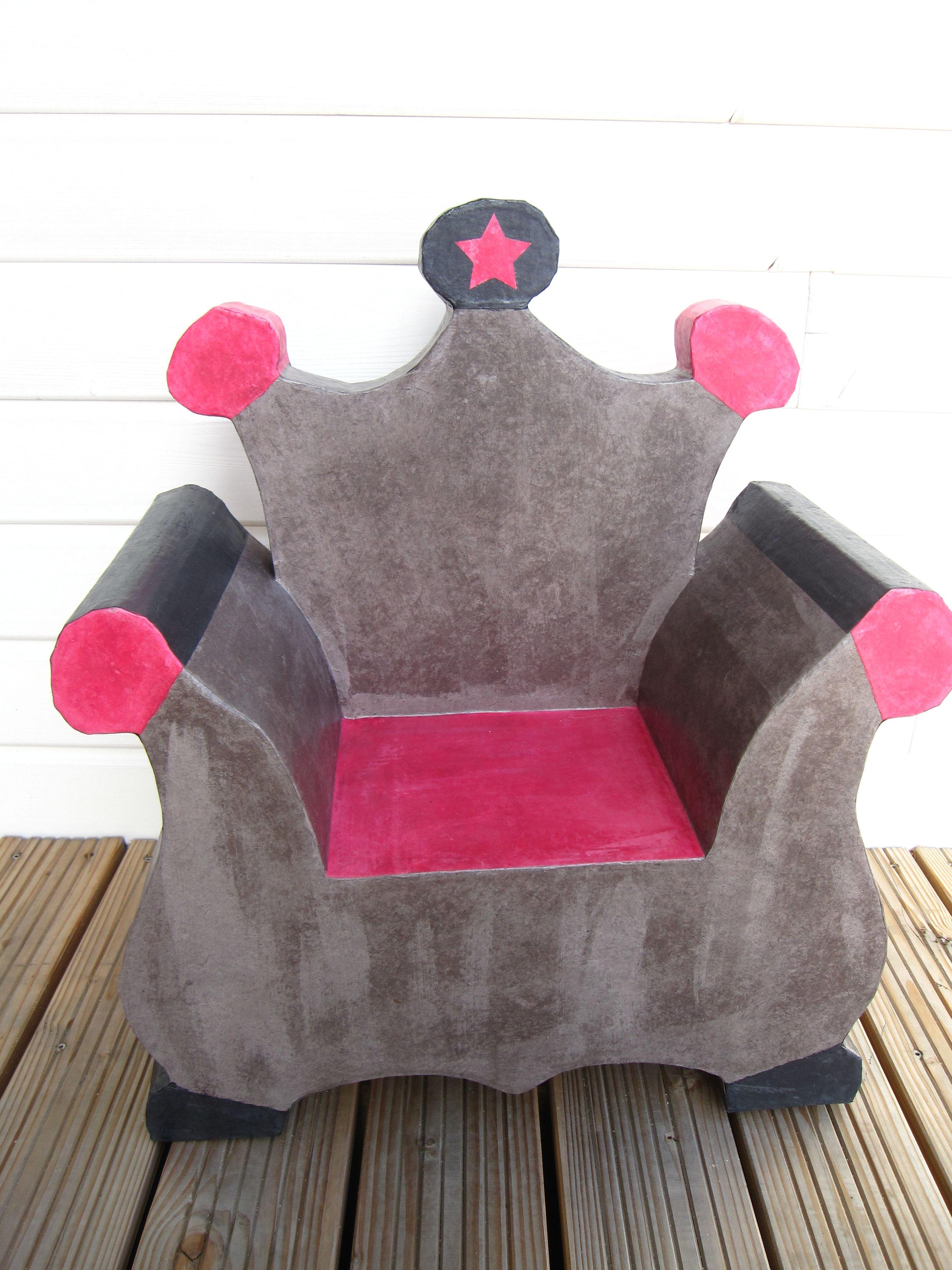 mini trône