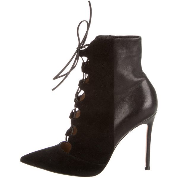 Clearance New Arrival Pre-owned - Black Leather Boots Sergio Rossi Shop Offer Online Big Sale Cheap Price Buy Cheap Official jA3mEmRLSl