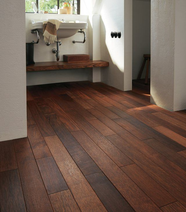 25+ best ideas about Parquet Merbau on Pinterest  Murs gris foncé ...