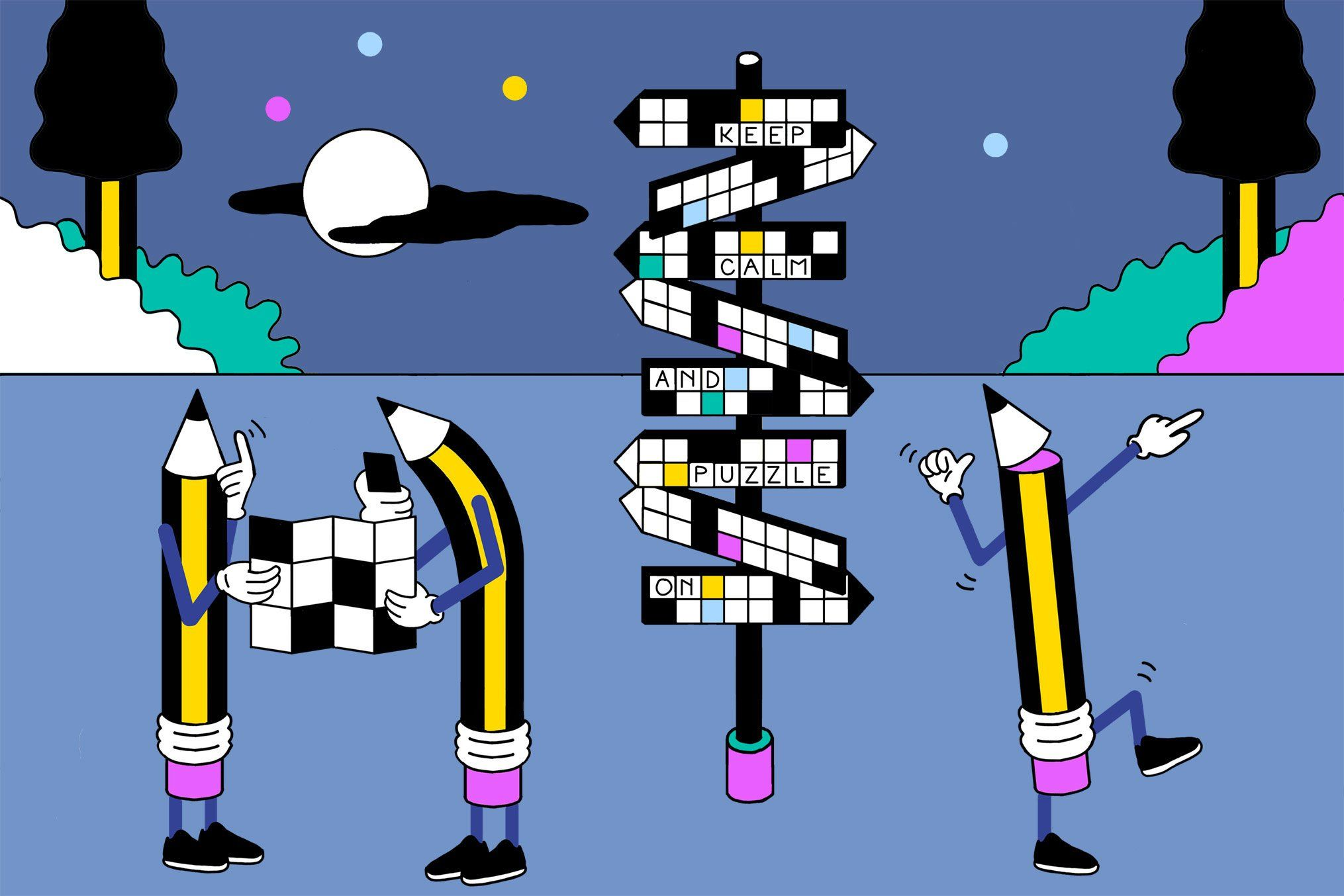 11 Remarkable Crosswords for New Solvers This or that