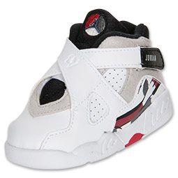 Boys Toddler Air Jordan Retro 8 Basketball Shoes  0e2eeda6e