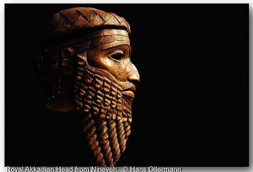 Sargon of Akkad Mesopotamia