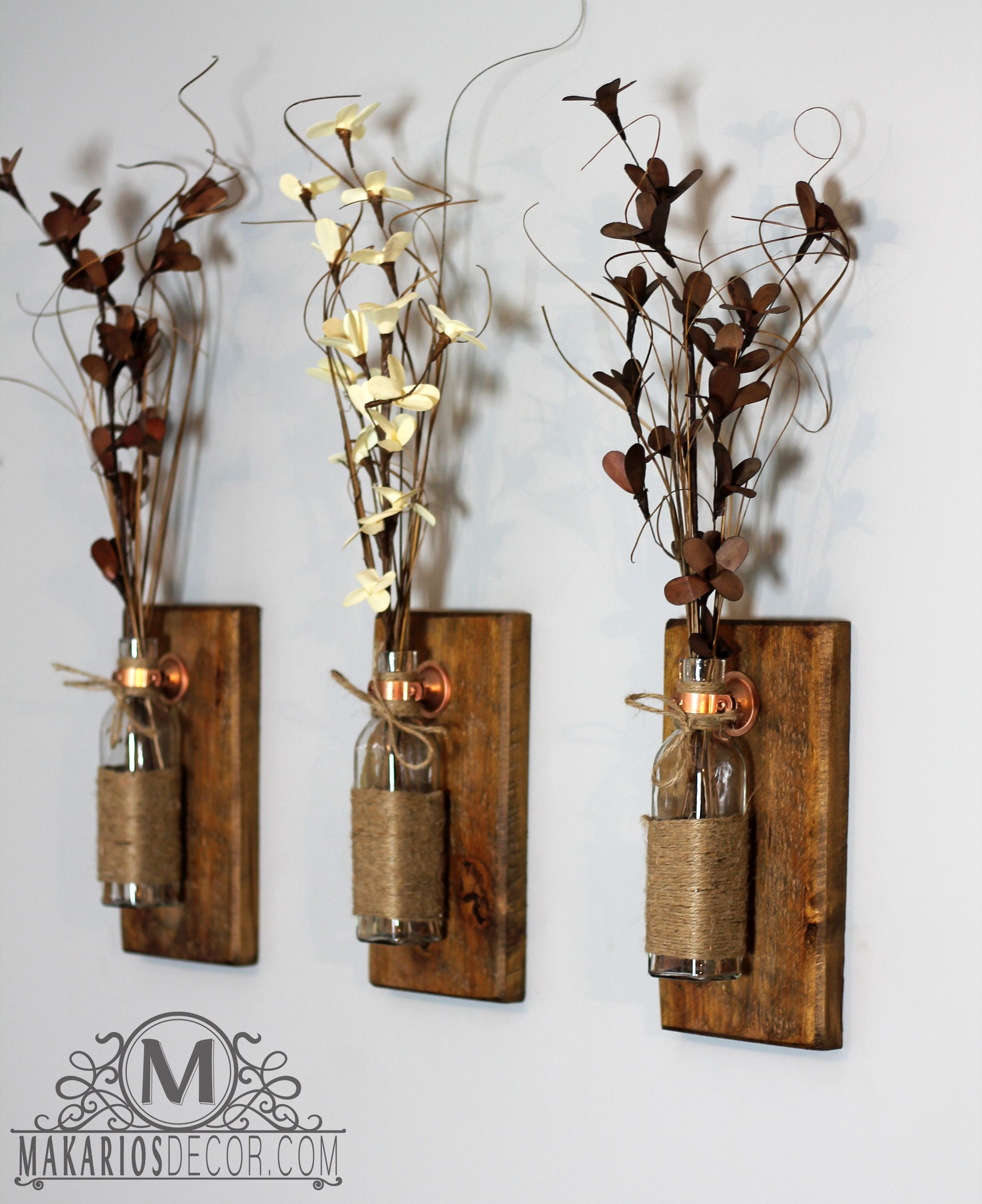 Wall Sconces Near Tv : Rustic Wall Sconces Free shipping, Ships and Flower