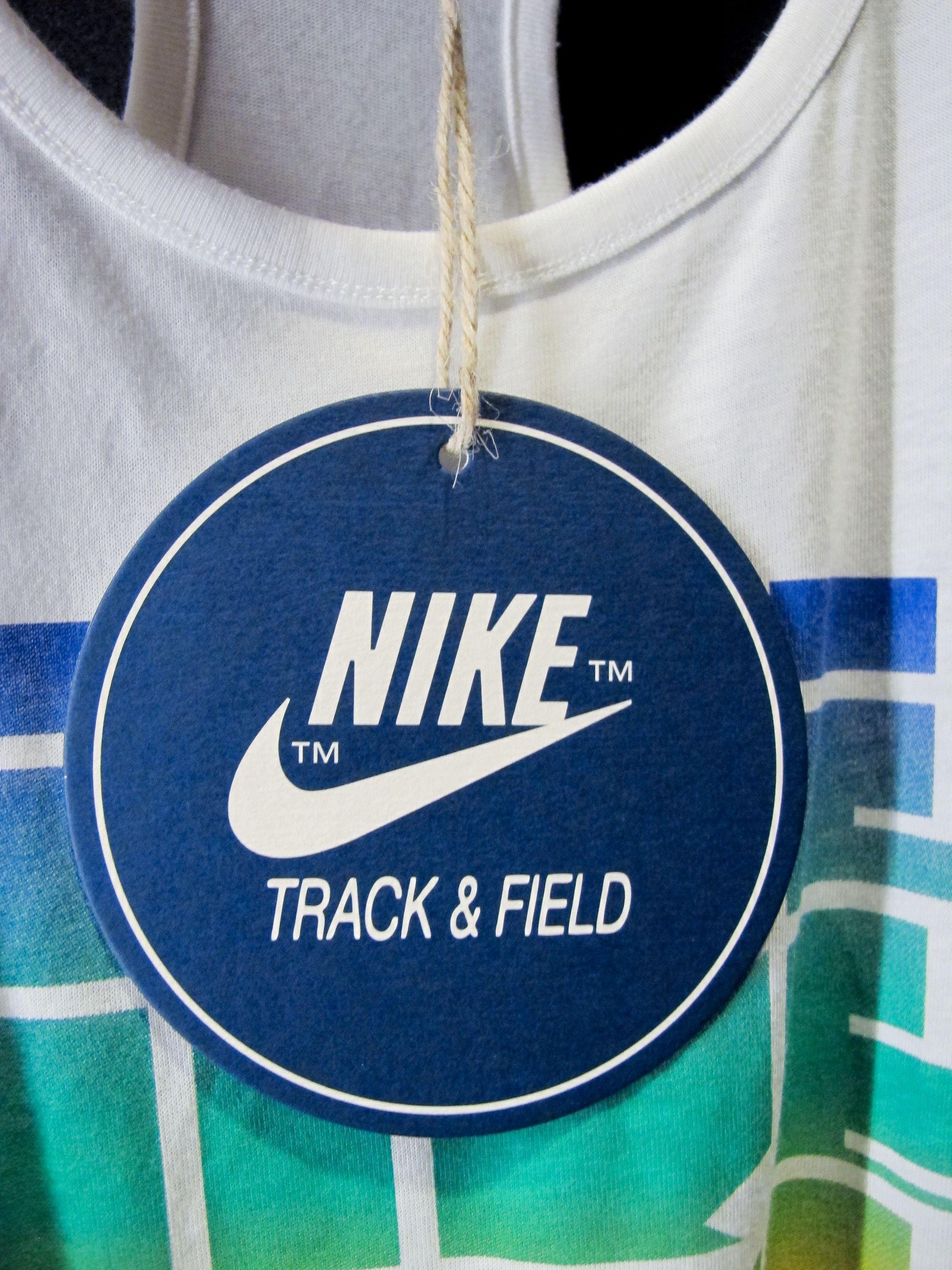 Nike #hangtag