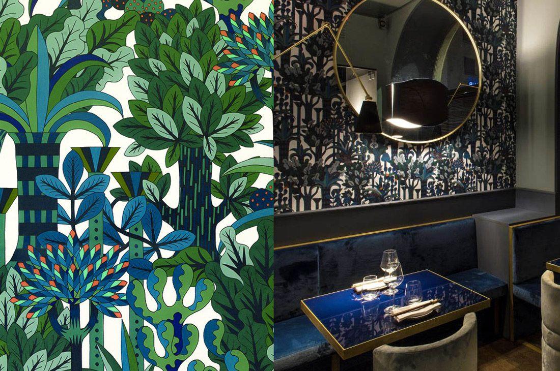 wallpaper fever 10 best exotic patterns carta da parati