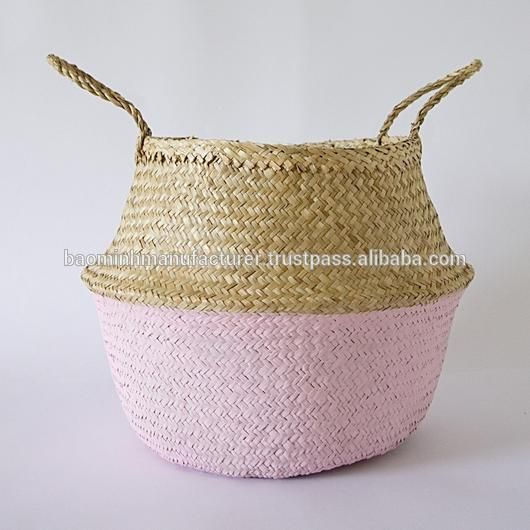 bf143a0d9a41 Wholesale Cheap Seagrass Belly Basket From Vietnam - Buy Seagrass Belly  Basket