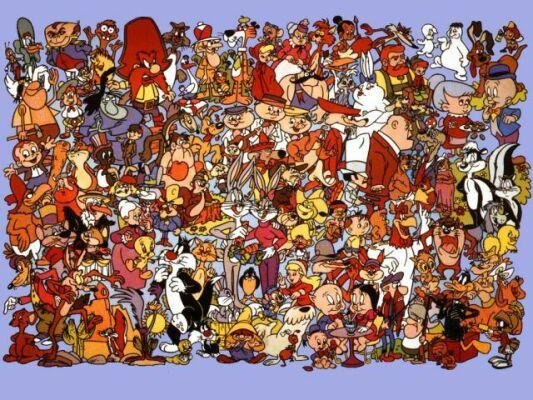 Warner bros cartoon characters warner brothers retrospective