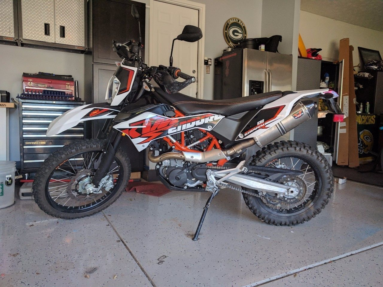 2016 KTM 690 ENDURO R Price And Modification Picture